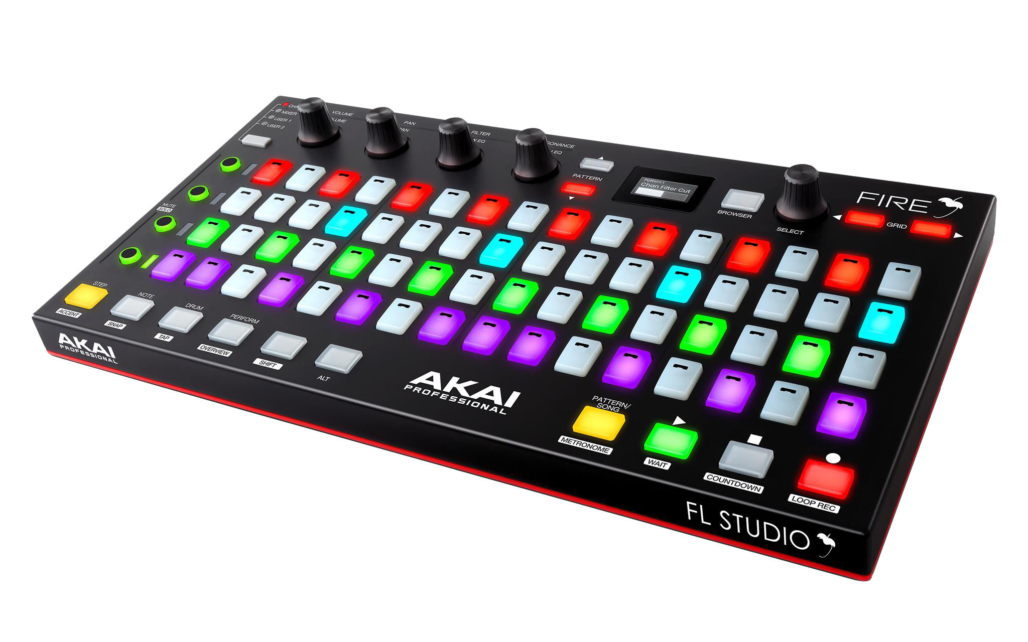 Akai Pro Fire - Frequently Asked Questions | Akai Professional