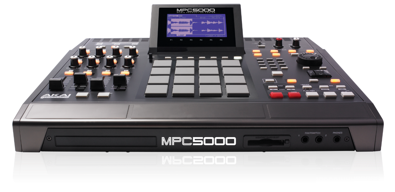 MPC5000 Front