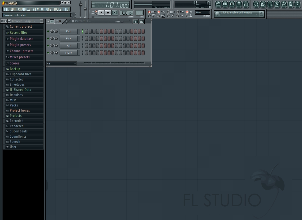 akai mpk2 flstudio software 1