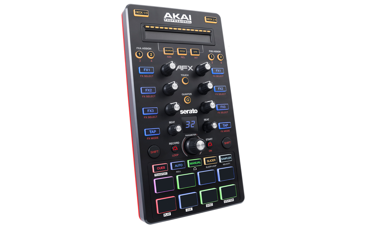 Akai Professional Afx Bend And Twist Your Remote Control To Change Channels Previous