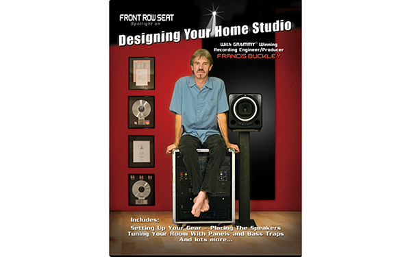 Designing Your Home Studio DVD