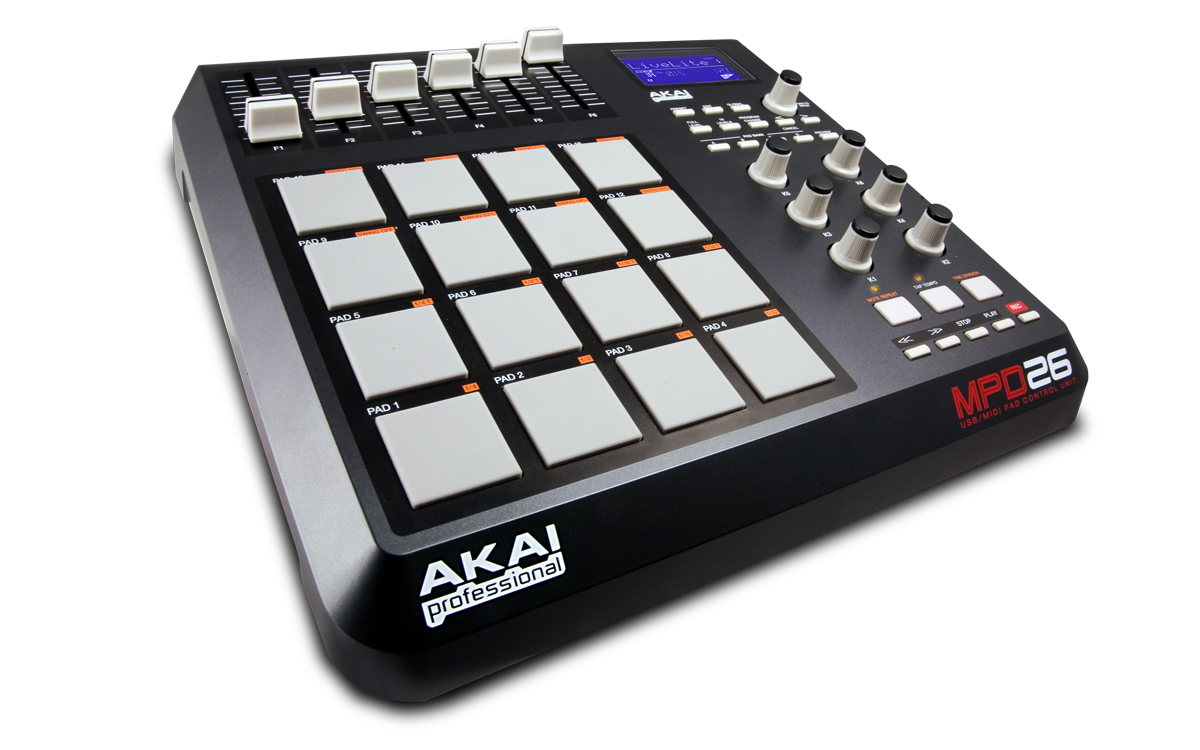 akai professional mpd26 rh akaipro com Quick Reference Guide Example User Guide