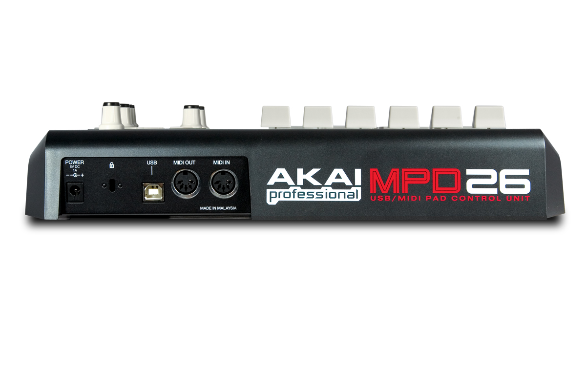 akai professional mpd26 rh akaipro com Kindle Fire User Guide Word Manual Guide